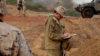 Galeria de los bocetos sobre los soldados españoles en Malí