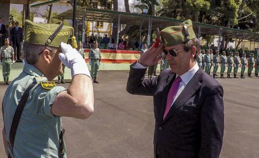 Augusto Ferrer- Dalmau  Legionario de Honor
