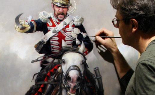 """Diego de León """"La primera lanza del reino"""""""