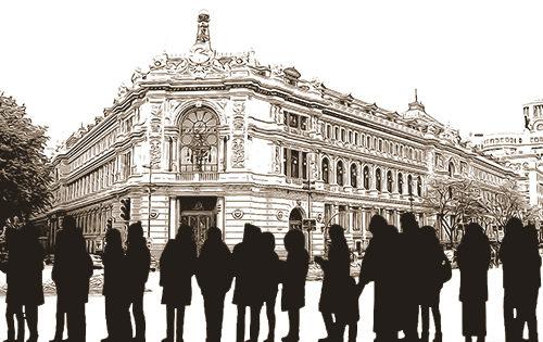 El paro y el banco de España
