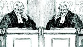 Jueces o fiscales