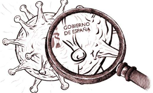 El mapa de la crisis