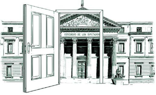 Abran el Parlamento