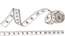 Doble vara de medir