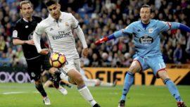 El Dépor en el Bernabéu: de la remontada del año pasado al último gol de Hugo Sánchez