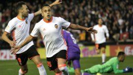 Tres temporadas sin ganar el Real Madrid en Mestalla
