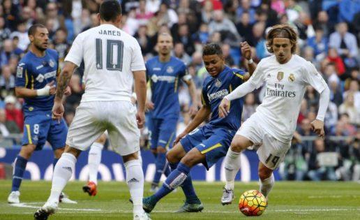 La gran racha del Real Madrid ante el Getafe