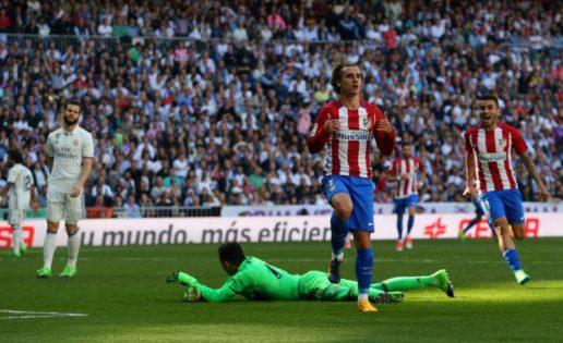 El Atlético no pierde en el Bernabéu en las últimas cuatro ligas