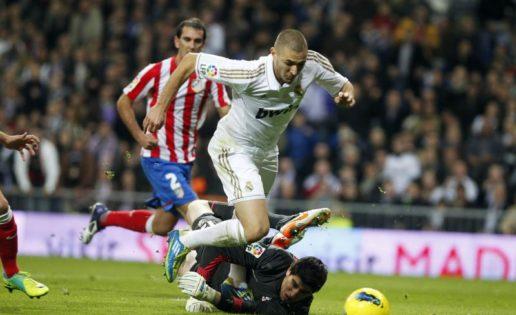 El Atlético, cinco años sin perder en el Bernabéu