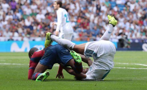 El Levante en el Bernabéu y 28 días sin marcar un gol