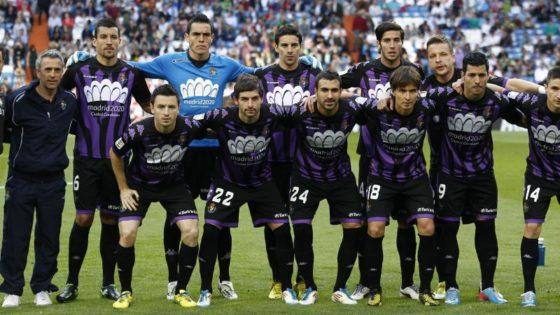 Una victoria del Valladolid y las coincidencias del fútbol de toda la vida