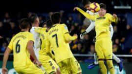 Empate a dos, resultado preferido del Real Madrid en Villarreal
