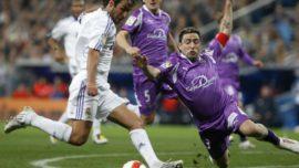 Ocho visitas seguidas lleva el Valladolid sin puntuar en el Bernabéu