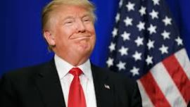 Todo el mundo quiere hablar sobre Trump, incluido Trump