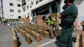 Europa y la expansión del narcotráfico colombiano