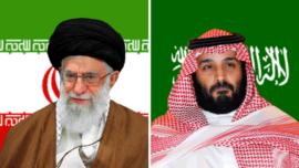 Las ambiciones regionales de Arabia Saudí