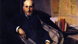 """Santiago Ramón y Cajal: """"La admiración de la Naturaleza, una tendencia irrefrenable de mi espíritu"""""""