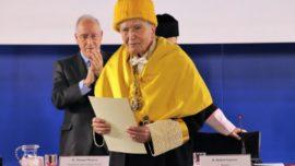 El profesor Fernando Reinoso recibe la Medalla de la UAM