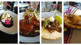 IZTAC, genuina cocina mexicana con toque de autor