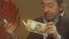 Gainsbourg en cinco instantes