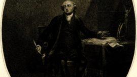 Luis XVI en la prisión del Temple
