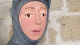 San Jorge, vencido por el dragón de la ignorancia