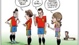 Candidatos y Eurocopa 20/06/16