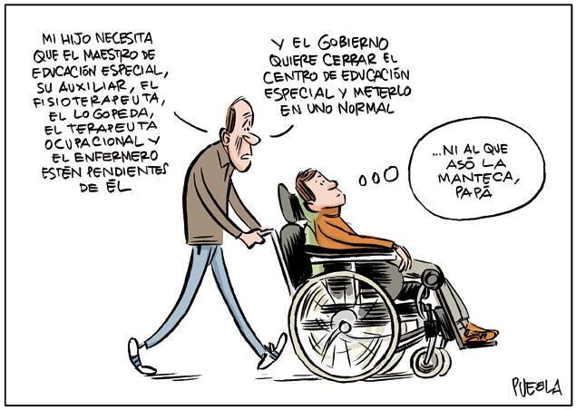 'Inclusiva SÍ, Especial también'
