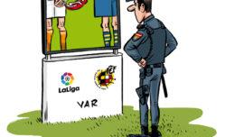 Corrupción futbolera