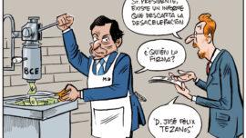 En la cocina del BCE