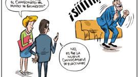 Nueva convocatoria de elecciones