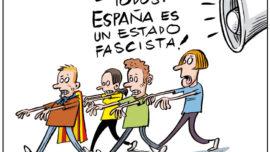 Fascismo separatista con ensoñación democrática