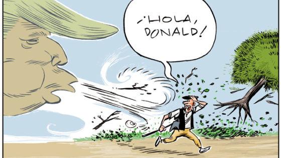 Trump y la guerra comercial