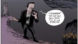Desagravio al monstruo de Frankenstein