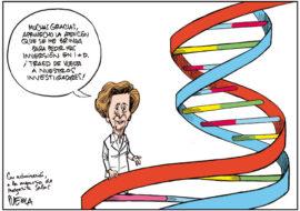 Con admiración, a la memoria de la investigadora Margarita Salas