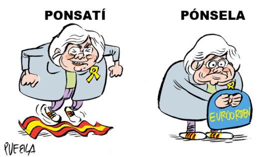 Reino Unido acepta tramitar la euroorden de Ponsatí