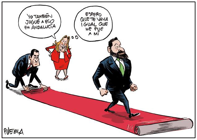 La ruleta rusa de Sánchez