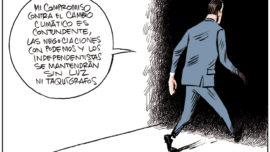 Sánchez contra el Cambio Climático
