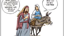 Nochebuena. Sin posada