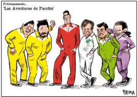 Próximo estreno 'Las aventuras de Parchís'