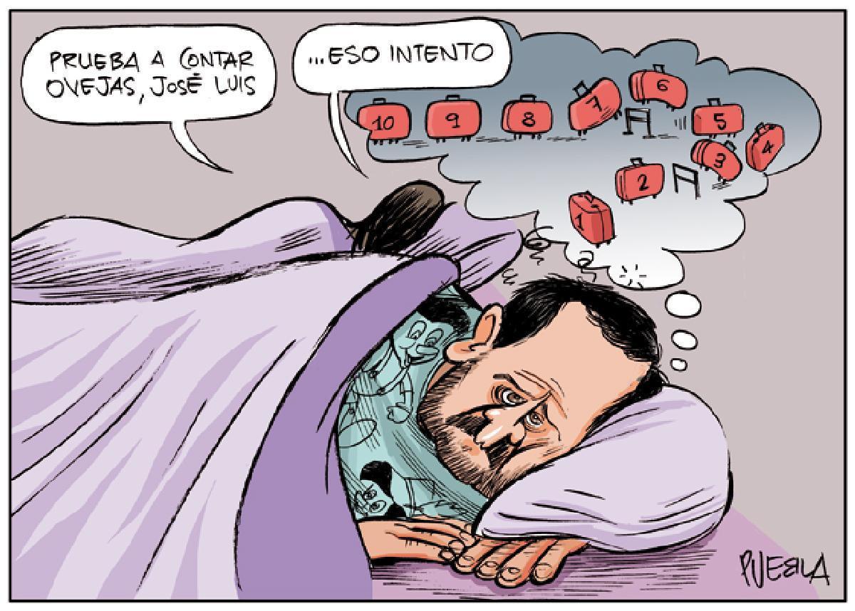 El insomnio de Ábalos