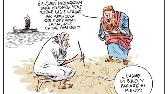Declaraciones de Arquímedes