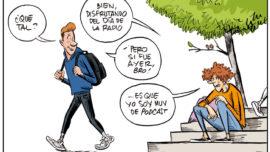 El día de la radio en diferido