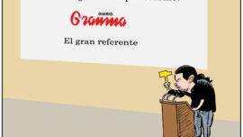 Iglesias ilustra sobre el periodismo digno