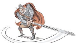 La espada del Cis