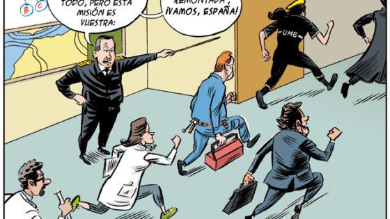 'Operación Remontada'