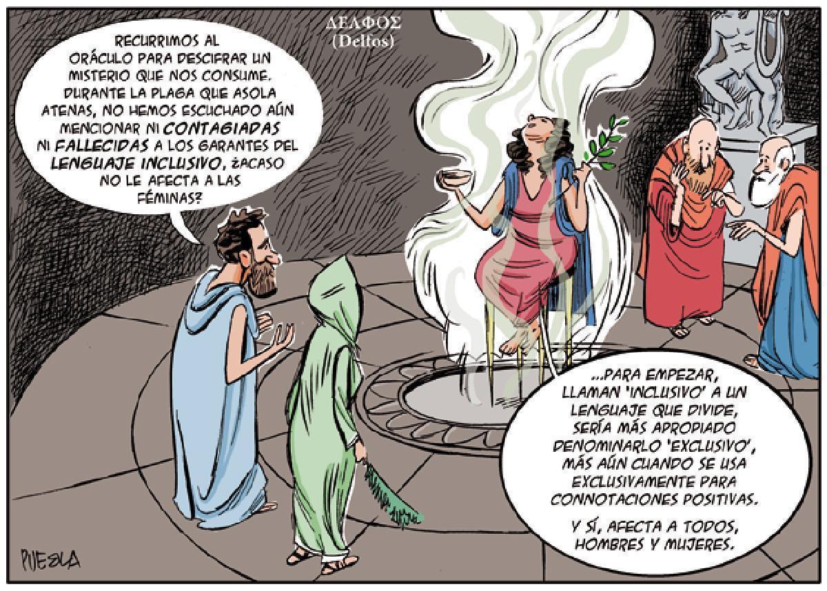 Certidumbres en el Oráculo de Delfos
