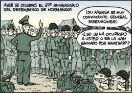Eisenhower y el WhatsApp, por J.M. Nieto