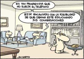 Obama y las escuchas telefónicas, por J.M. Nieto