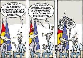 Postura común, por J.M. Nieto